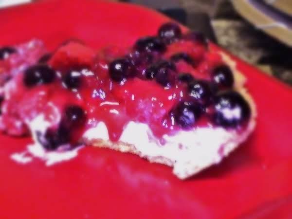Summer Kissed Lemon-berry Pie Recipe