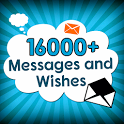 Messages Wishes SMS Collection icon