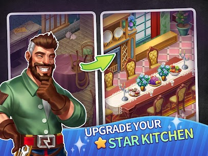 My Restaurant Empire MOD APK 0.5.04 [Unlimited Diamonds] 10