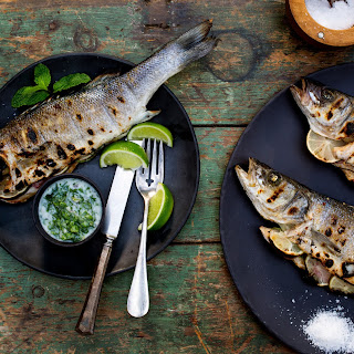 Grilled Whole Fish With Lemongrass, Chiles and Coconut