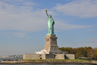 Photo: Status of Liberty