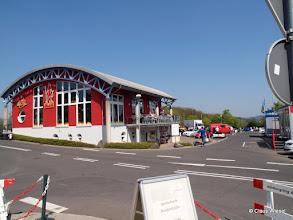 Photo: Touristenzufahrt Döttinger Höhe. Devil's Diner.