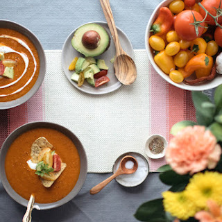 Smoky Tortilla Soup From Sprouted Kitchen's Bowl + Spoon