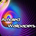 AMOLED Live Wallpaper HD icon