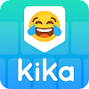 Kika Keyboard - Emoji Keyboard, Emoticon, GIF APK Icon