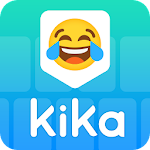 Kika Keyboard - Emoji Keyboard, Emoticon, GIF 5.5.8.3059 (305901) (Armeabi-v7a)