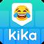 Kika Keyboard - Emoji Keyboard, Emoticon, GIF