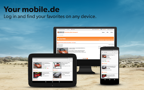 mobile.de – vehicle market Screenshot 16