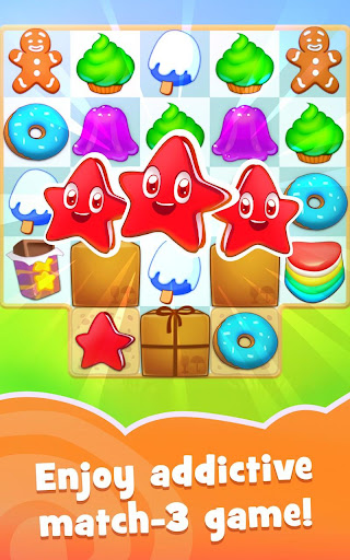 Candy Riddles: Free Match 3 Puzzle 1.37.8 gameplay | by HackJr.Pw 6