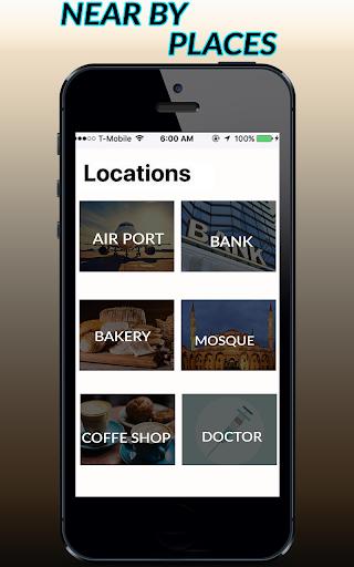 GPS Satellite Maps Direction & Navigation 1.0 screenshots 5
