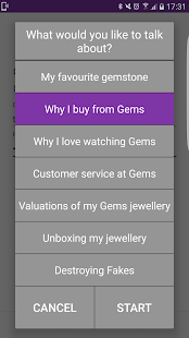 Gemporia Viewers' Voice- screenshot thumbnail