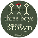 Three Boys American Brown