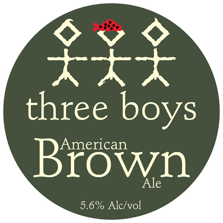 Logo of Three Boys American Brown