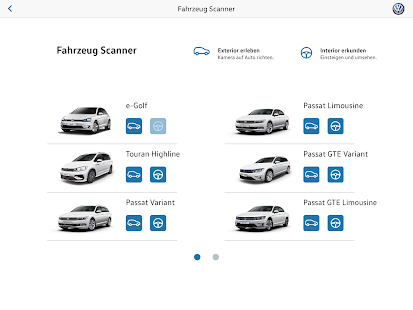 Volkswagen seeMore (AT) – Miniaturansicht des Screenshots