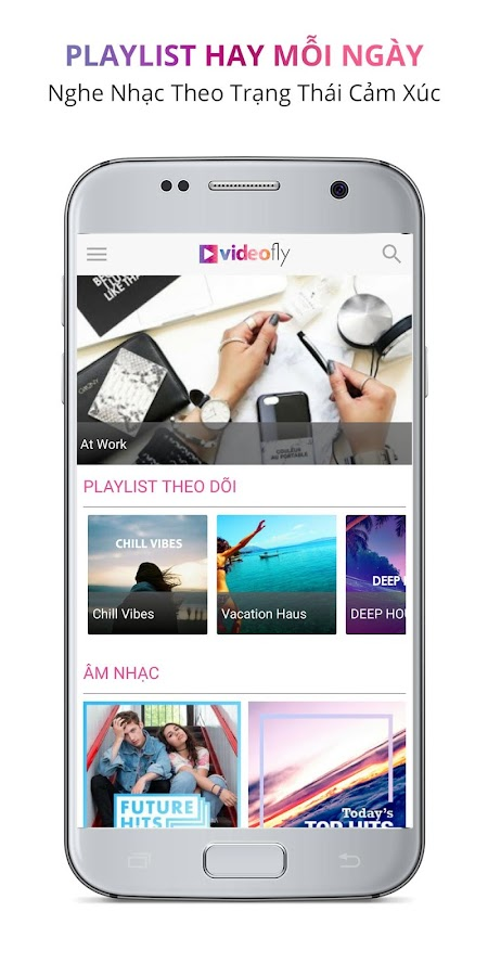 VideoFly- screenshot