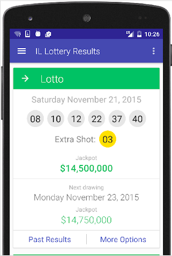 Results for Illinois Lottery 5.1 screenshots 1