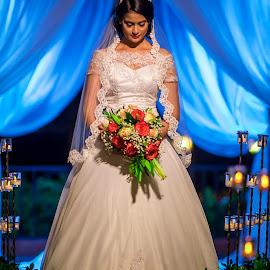 by Julio César Rosales Chávez - Wedding Bride