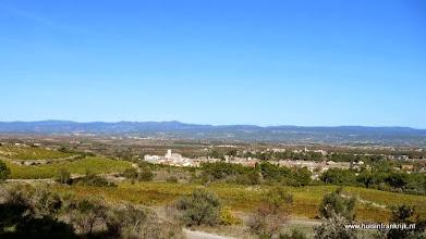 Photo: Tourouzelle is een mooi dorpje in de minervois