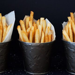Perfectly Crispy French Fries