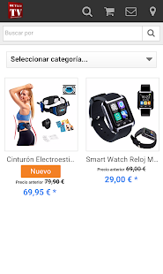 Teletienda Outlet- screenshot thumbnail