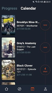 Moviebase: Manage Movies & TV Shows Screenshot