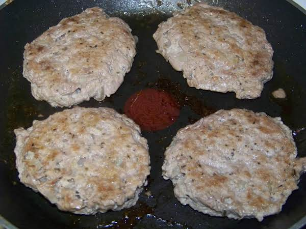 Veal Patties