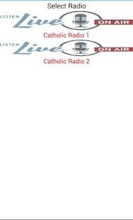 Catholic Radio - náhled