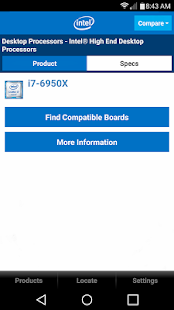 Intel® Channel Products Guide- screenshot thumbnail