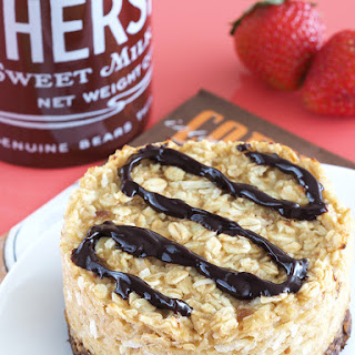 Samoas (Girl Scout Cookie) Baked Oatmeal