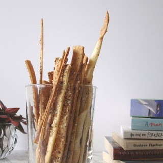 Puff Pastry Sticks.