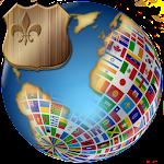 Around The World - Emblems