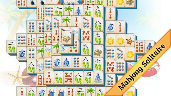 Summer Mahjong - náhled