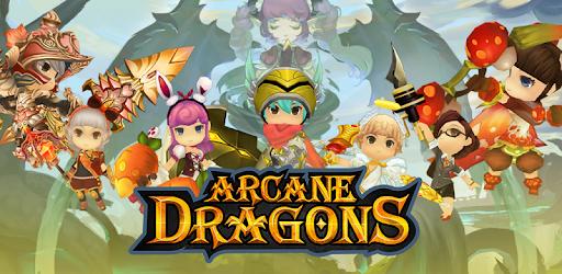 Arcane Dragons for PC
