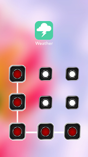 Mosquito Repellent Lock Theme - náhled
