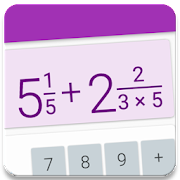 App Fraction Calculator - solution for math problems APK for Windows Phone
