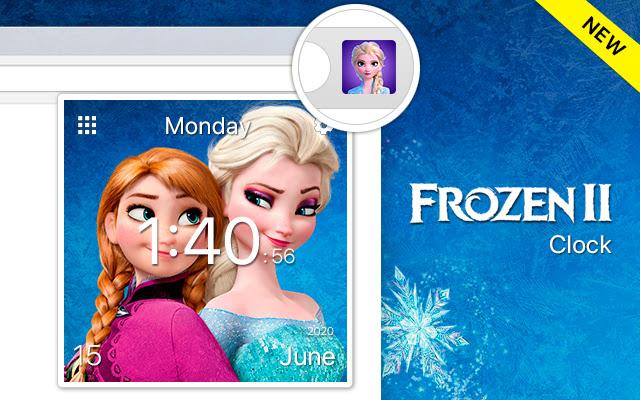 Frozen 2 Clock ™
