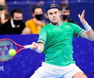 Zizou Bergs maakt grote sprong op ATP-ranking, geen wijzigingen in de top 10