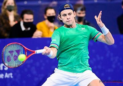 UPDATE: vandaag nog publiek toegelaten op ATP-toernooi in Antwerpen, zaterdag en zondag niet