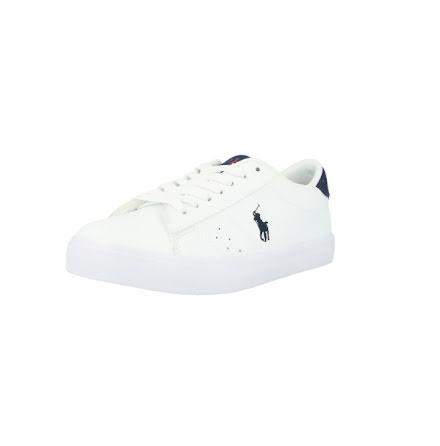 Theron Sneaker, white/navy