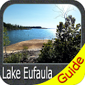 Lake Eufaula GPS Fishing Charts icon
