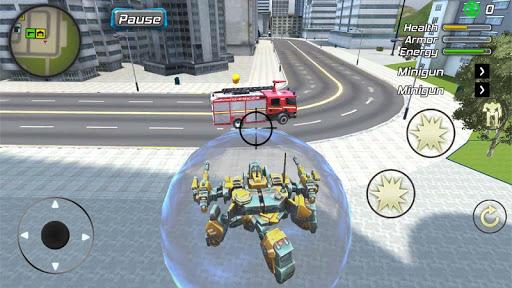 Crime Angel Superhero - Vegas Air Strike 1.0.8 screenshots 3