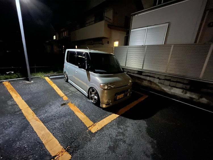 タント L350SのDIY,セカンドカー,足車,足車いじり,車高調整に関するカスタム&メンテナンスの投稿画像3枚目