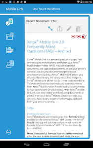 Xerox® Mobile Link screenshot 14