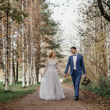 Wedding photographer Puzanov Valentin (puzanov). Photo of 26.10.2018