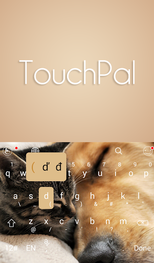 TouchPal You & Me Keyboard|玩生活App免費|玩APPs