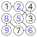 Number Chain - Logic Puzzle icon