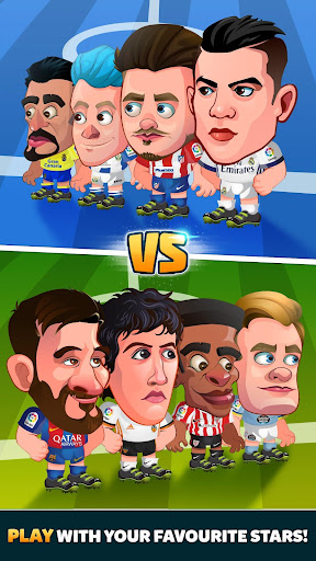 Head Soccer La Liga 2018 screenshot 2
