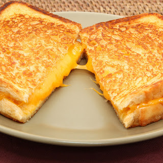 Southern Grilled Cheese Sandwich.