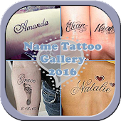 Name Tattoo Gallery 2016
