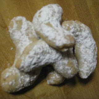 Families (secret) Pecan Crescents